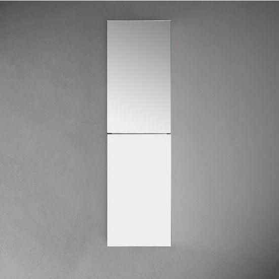 52 39 39 tall bathroom wall mounted medicine cabinet w mirrors by fresca