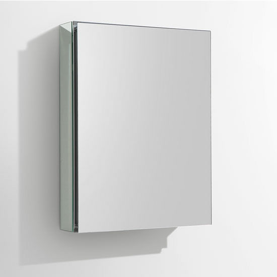 20 39 39 Wide Bathroom Wall Mounted Medicine Cabinet W