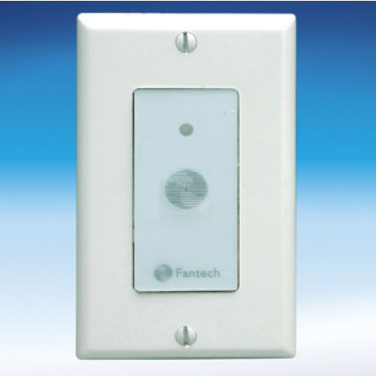 15 Minute Push Button Timer Override with LED Light by Fantech
