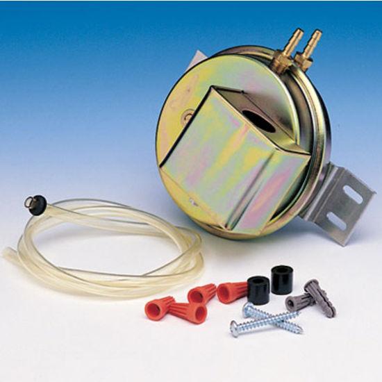 Fantech Pos/Neg Pressure Switch, 115V/10A