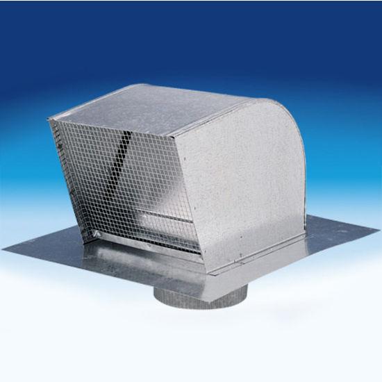 "Fan Tech Roof Cap for 4"" - 12"" Ducting"