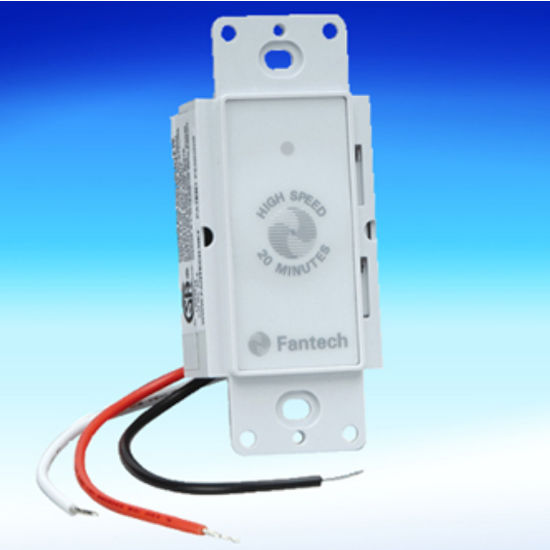 Fan Controls - Bathroom Fan Electronic Timer Control by ...