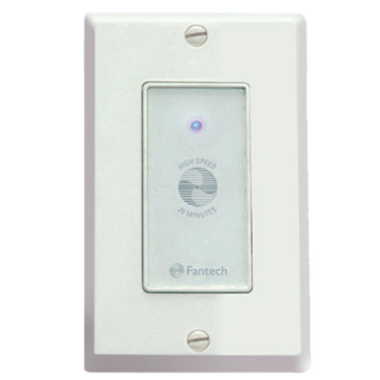 Fantech Bathroom Fan Electronic Timer Control