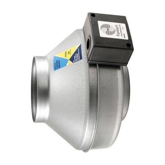 Air Pro Blower : Range hood accessories fg series duct in line blower