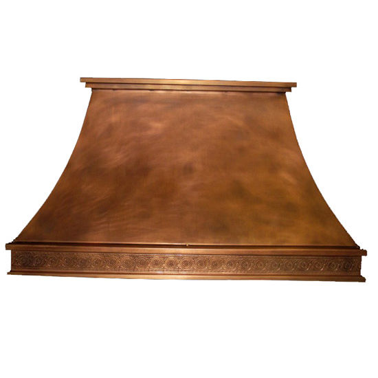 Copper Island Mount Range Hood by Air Pro (Formerly Fujioh)  Kitchen