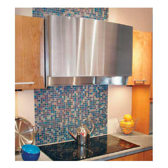 Air-Pro (Formerly Fujioh) EBW Series Wall Mounted Range Hood
