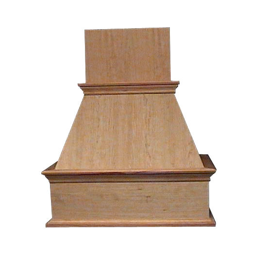 Wood Range Hoods: Air-Pro (Formerly Fujioh) Decorative Wall
