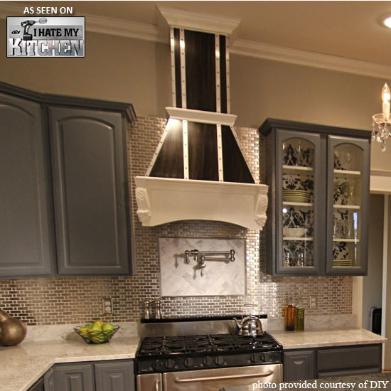 Range Hoods - Air-Pro (Formerly Fujioh) Arched Corbel Wall Mount ...