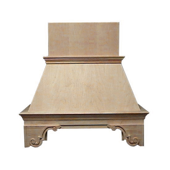 Air-Pro (Formerly Fujioh) Emperor Wall Mount Wood Range Hood