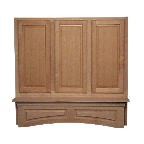 Wood Range Hoods: Air-Pro (Formerly Fujioh) Decorative Mantle