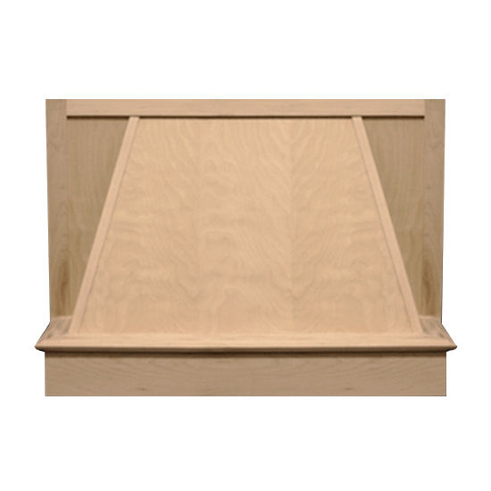 Air-Pro (Formerly Fujioh) Standard Valance Wall Mount Wood Range Hood