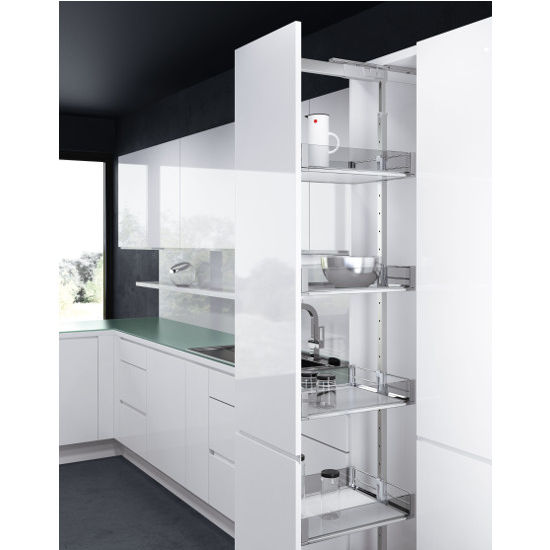Vauth Sagel Hsa Pullout For Euro Style Tall Pantry Cabinets Frame Component