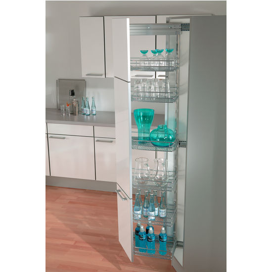 Kitchen Cabinet Organizers Dsa Narrow Tall Cabinet Pull Out Frames By Vauth Sagel By Vauth