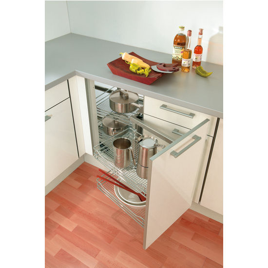 Kitchen cabinet organizers wari corner base cabinet Pantry 800mm