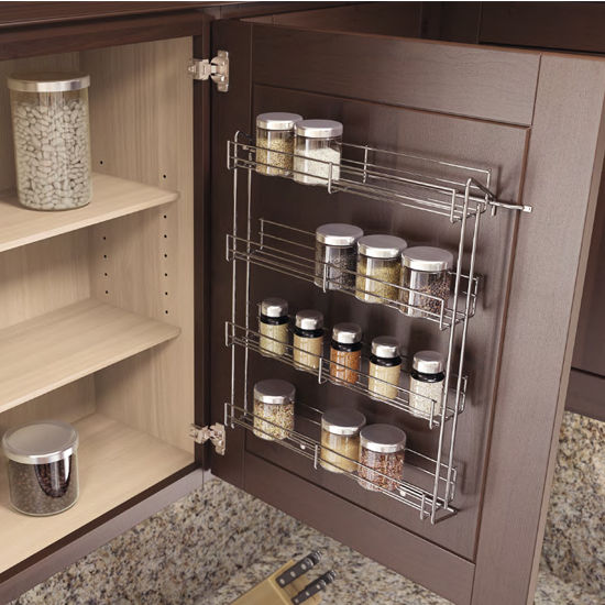 Spice Racks Door Mounted Spice Racks By Vauth Sagel