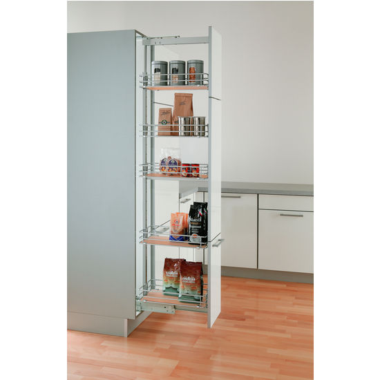 Vauth Sagel by Fulterer 4-Basket Scalea Pull-Out System