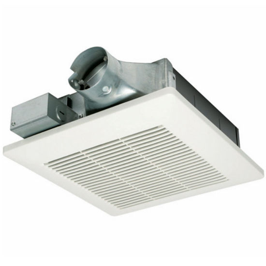 Panasonic 50 -100 CFM Whisper Bathroom Fan