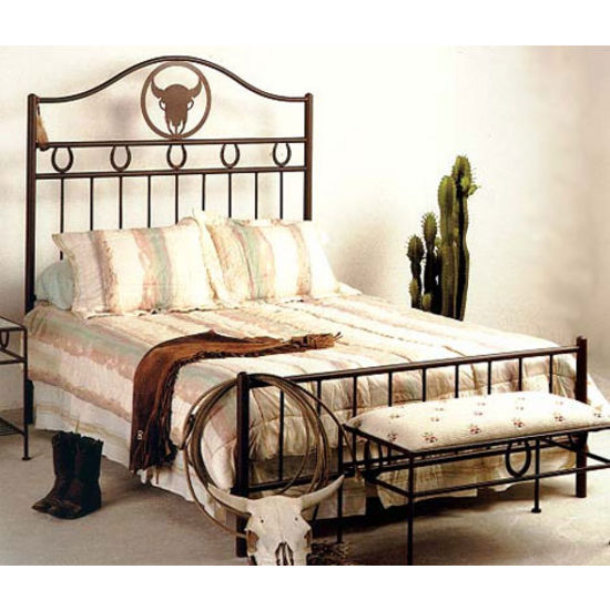 Frontier Full Bed Set and Headboard