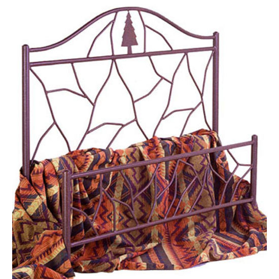 Twig King Bed Set and Headboard