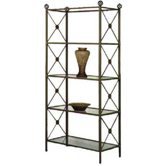 Neoclassic Style Etagere