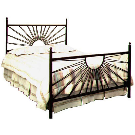 El Sol King Bed Set and Headboard