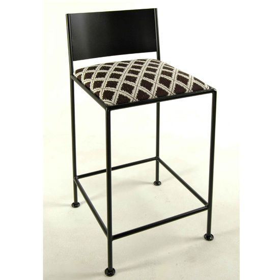 low back stool in counter and bar heights available in. Black Bedroom Furniture Sets. Home Design Ideas