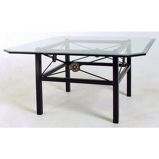 Grace Neoclassic Coffee Table Base