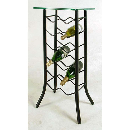 12 Bottle Wine Rack/Server
