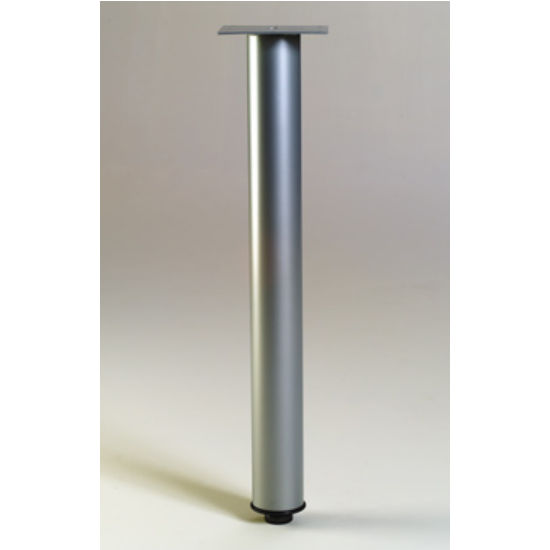 "Gibraltar Peninsula/Table Leg, 27-3/4"" H x 3"" Dia. 8 lbs"