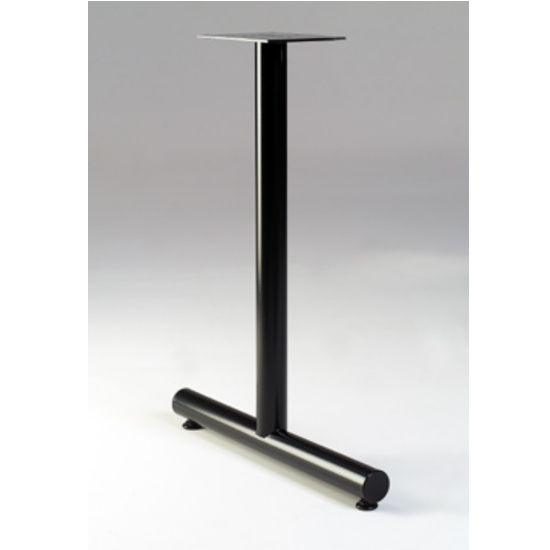 "Gibraltar T-Shaped Table Leg, 27-3/4"" H x 16"" D, 10 lbs"