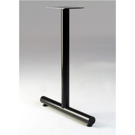 "Gibraltar T-Shaped Table Leg, 27-3/4"" H x 18"" D, 12 lbs"