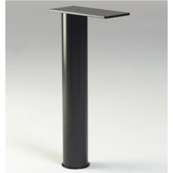 """Gibraltar Upper Cabinet Support Post, 2"""" Dia. x 19-7/8"""" H, 6 lbs."""
