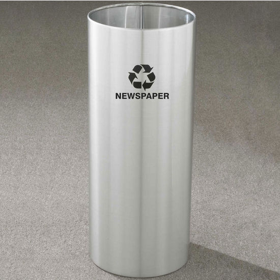 RecyclePro Open Top Receptacles, 14 Gallons