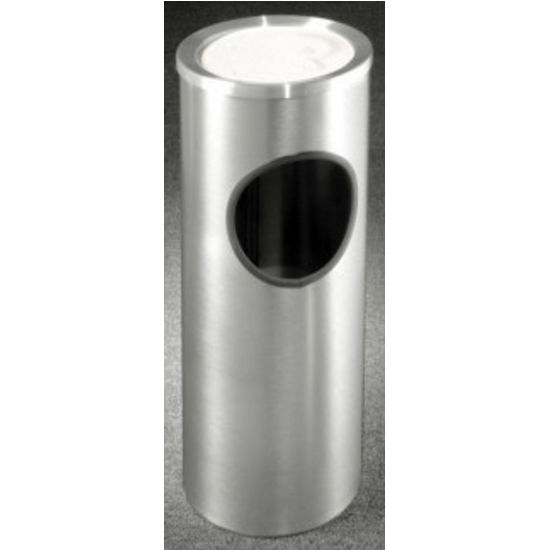 Glaro New Yorker Series Sand Cover Ash/Trash Receptacles