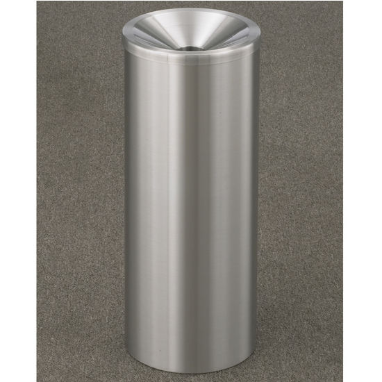 Glaro New Yorker Series Funnel Cover Ash Urn/Receptacle
