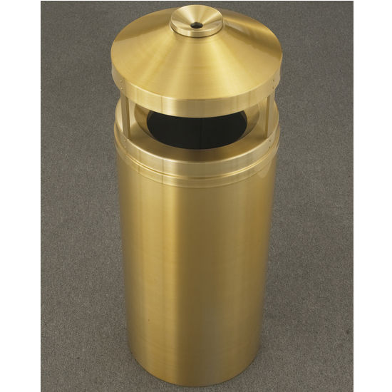 Glaro Atlantis Series Canopy Top Ash/Trash Receptacle