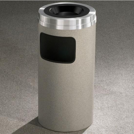 Glaro Mt. Everest Sand Top Ash/Trash Receptacle