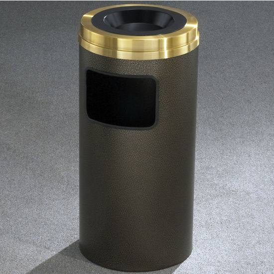Glaro Mt. Everest Sand Top Ash/Trash Receptacle