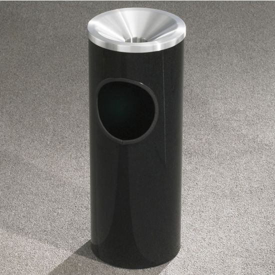 Glaro Mt. Everest Funnel Top Ash/Trash Receptacle