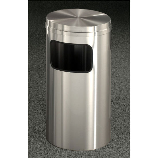 New Yorker WasteMaster� Flat Top Waste Receptacle
