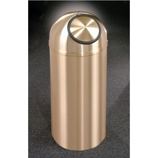 Atlantis WasteMaster� Collection Dome Top Waste Receptacle