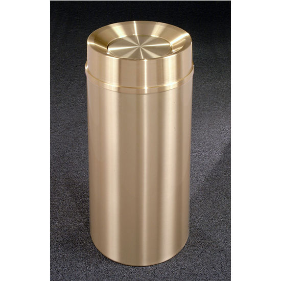 Atlantis WasteMaster� Collection Tip Action Top Waste Receptacle