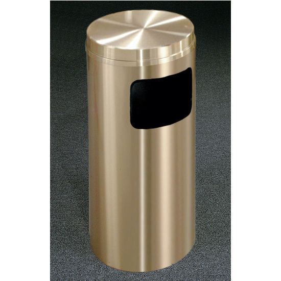 Atlantis WasteMaster� Collection Flat Top Waste Receptacle