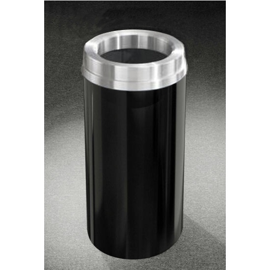 Mount Everest Collection Funnel Top Waste Receptacle