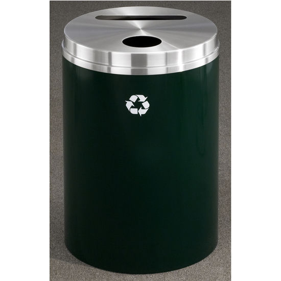 Glaro RecyclePro� Dual Prupose Recycling Bin
