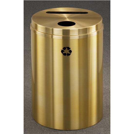 Glaro RecyclePro® Dual Purpose Recycling Bin