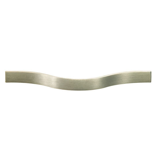 Hafele Modern Curved Handle 164mm (6-5/16''), 192mm (7-1/2'') or 230mm (9'') Wide