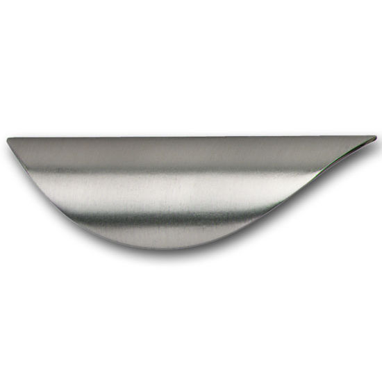 Hafele HA-105.46.600 Modern Curved Handle 93mm (3-3/4'') Wide