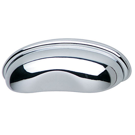 Hafele Modern Cup Handle 86mm (3-2/5'') Wide