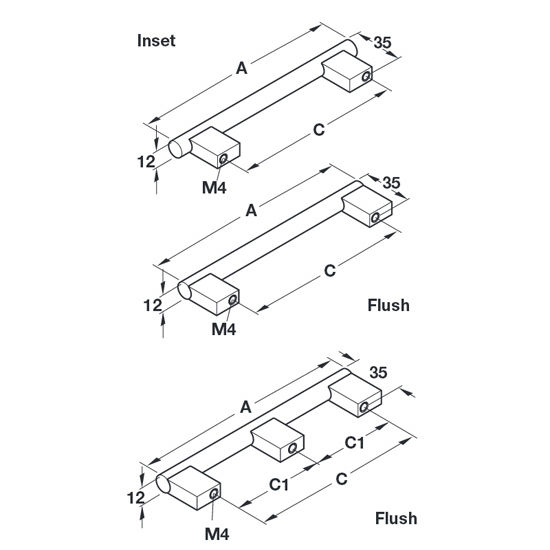Handle Specifications